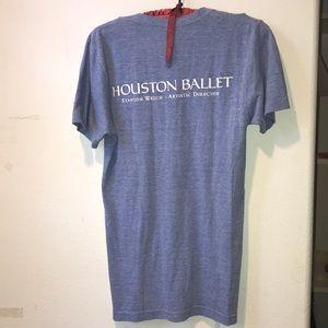 Houston Ballet tshirt like new size small